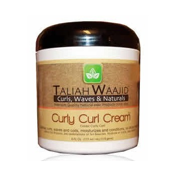 Taliah Waajid Black Earth Curly Curl Cream- Crème de définition-473 ml