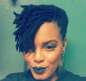 Side hair locs - Pinterest