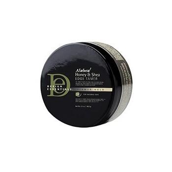 Le gel lissant contours Edge permet de contrôler les frisottis de la naissance des cheveux très texturés. Le miel et le beurre de karité apportent hydratation et brillance et permettent une tenue ferme. Idéal pour les textures bouclées à très serrées