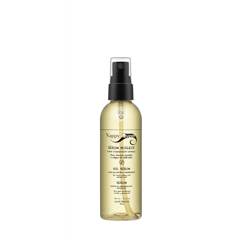 Le sérum sublime le cheveu, accentue sa brillance, et protège la fibre capillaire des agressions extérieures en le gainant. L'action nourrissante du sérum renforce la fibre capillaire pour lui redonner force et éclat. Utilisez-le aussi bien de façon ponctuelle qu'au quotidien.