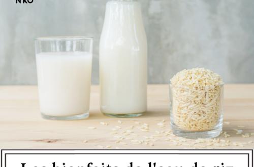 Découvrez les bienfaits de l'eau de riz dans le soin des cheveux crépus, bouclés et frisés