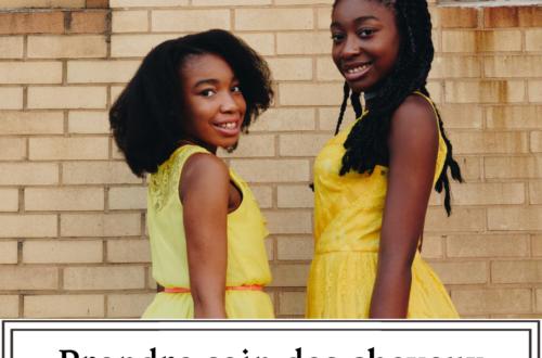 Asctuces et conseils pour prendre soin des cheveux naturels crépus des enfants