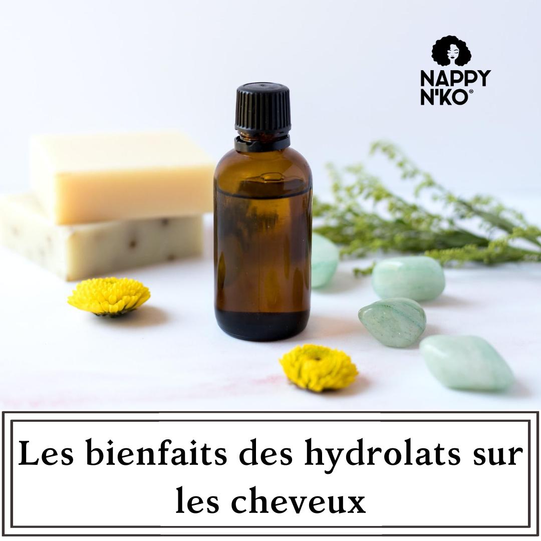 """Découvrez les bienfaits des hydrolats pour cheveux crépus, bouclés, frisés et ondulés"""""""