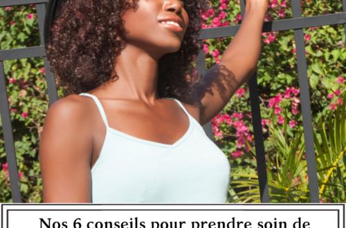Nos 6 conseils pour prendre soin de vos cheveux crépus, bouclés et frisés au printemps