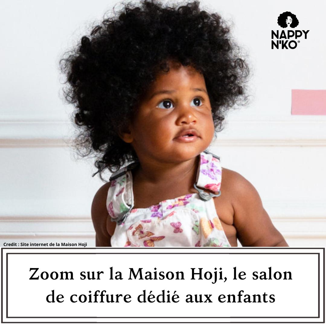Zoom sur La Maison Hoji, le salon de coiffure dédié aux enfants