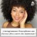 5 instagrameuses francophones aux cheveux afro à suivre dès maintenant !